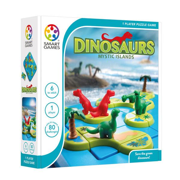 Логическа игра - Динозаври